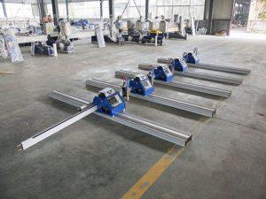 23 એમ પોર્ટેબલ ચાઇનાએ ઓછી સસ્તી ઓછી કિંમતી સી.એન.સી. પ્લાઝ્મા કટીંગ મશીન બનાવ્યું
