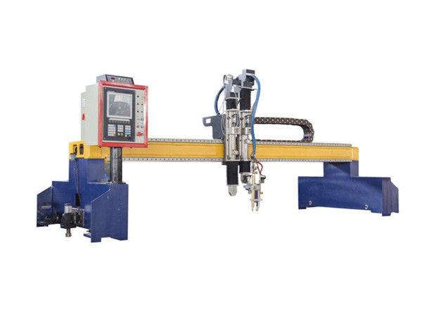 શાંઘાઈ લાઇકેથી શિપ યાર્ડ બનાવવા માટે ગેન્ટ્રી પ્રકાર સીએનસી પ્લાઝ્મા અને ફ્લેમ કટીંગ મશીન - ટાયર કટીંગ મશીનરી
