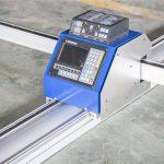 ઉચ્ચ કાર્યક્ષમતા સીએનસી પ્લાઝ્મા કટીંગ મશીન 0 3500 મીમી / મિનિટ કટીંગ ઝડપ