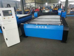 Jinan CE Profession 1325 Small CNC Plasma Cutting Machine