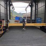 સ્ટીલ શીટ 1500x3000 મીમી કદની સી.એન.સી. પ્લાઝ્મા શીટ મેટલ કટીંગ મશીન