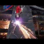 ઓછી કિંમતની સી.એન.સી. પ્લાઝ્મા કટીંગ મશીન આયર્ન સળિયા કાપવા મશીન વર્તુળ કટીંગ મશીન