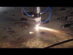 સ્ટેનલેસ સ્ટીલ મેટલ આયર્ન માટે ચાઇના ટ્રેડ એશ્યોરન્સ સસ્તી કિંમતે પોર્ટેબલ કટર સી.એન.સી. પ્લાઝ્મા કટીંગ મશીન બનાવવામાં આવેલ છે