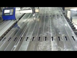 મેટલ માટે પોર્ટેબલ સી.એન.સી. પ્લાઝ્મા કટર સી.એન.સી. ફ્લેમ કટીંગ મશીન